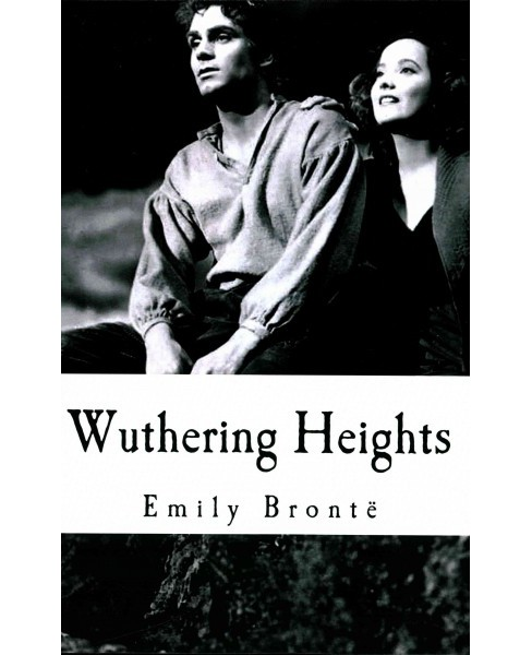 Wuthering Heights (Paperback) (Emily Bronte) - image 1 of 1