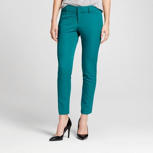 Women's Modern Ankle Pants - Merona™ : Target