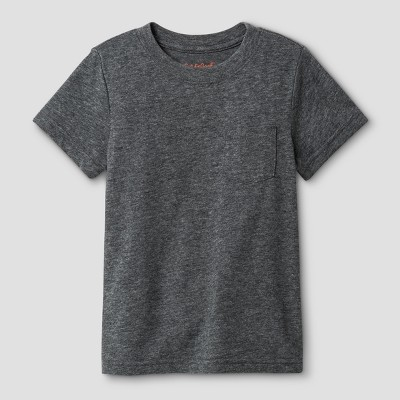 Baby Boys' T-Shirt Cat & Jack™ Heather Gray 18M