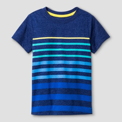 Baby Boys' T-Shirt Cat & Jack™ Oxygen Blue 12M