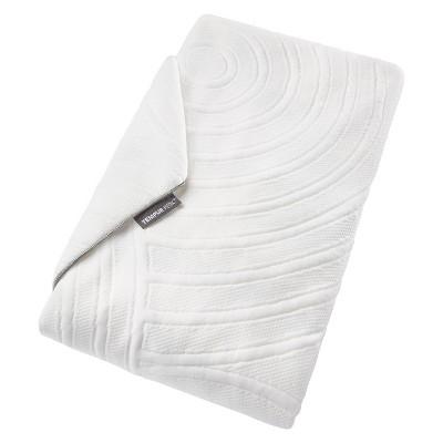 Tempur-Pedic® Mattress Protector - White (Queen)