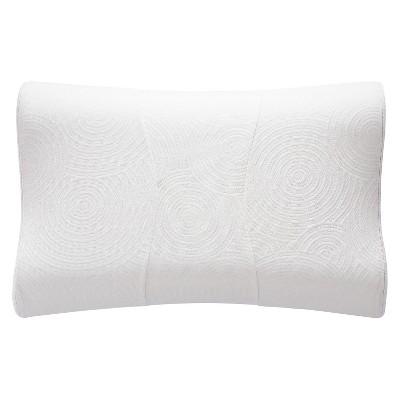 TempurPedic Contour Pillow Protector White Target