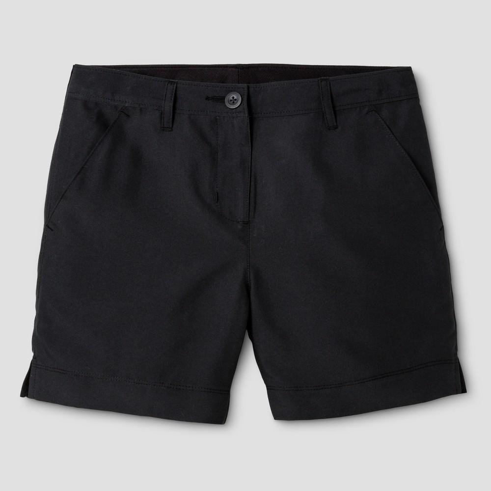Girls' Golf Shorts - C9 Champion - Black M