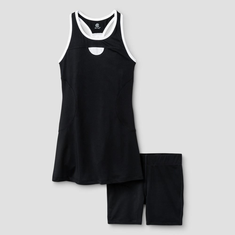 Girls Tennis Dress - C9 Champion - Black L