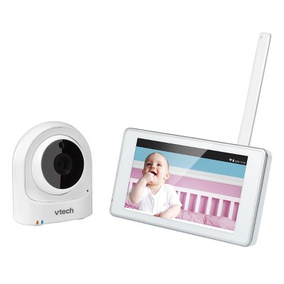 VTech® Wi-Fi HD 5  Touch Screen Video Baby Monitor with Remote Access and Night Vision - VM981