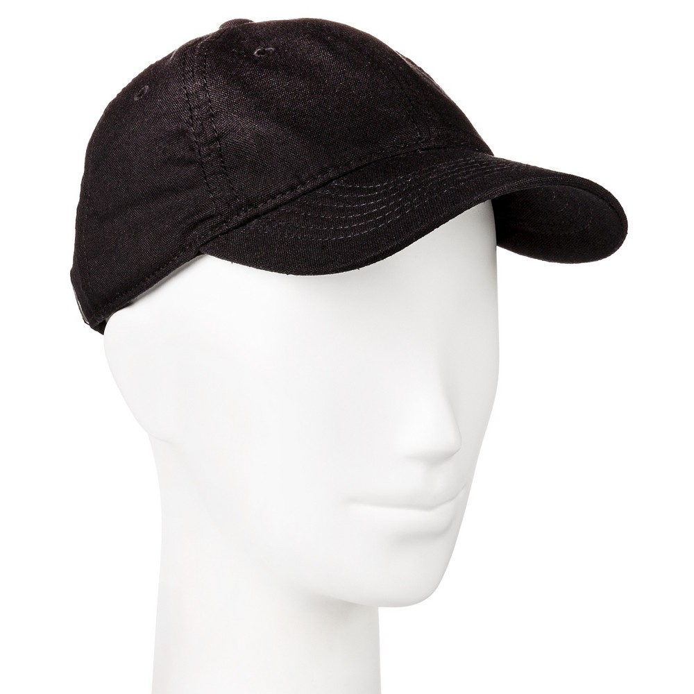 Baseball Hat Mossimo Supply Co. - Black, Womens