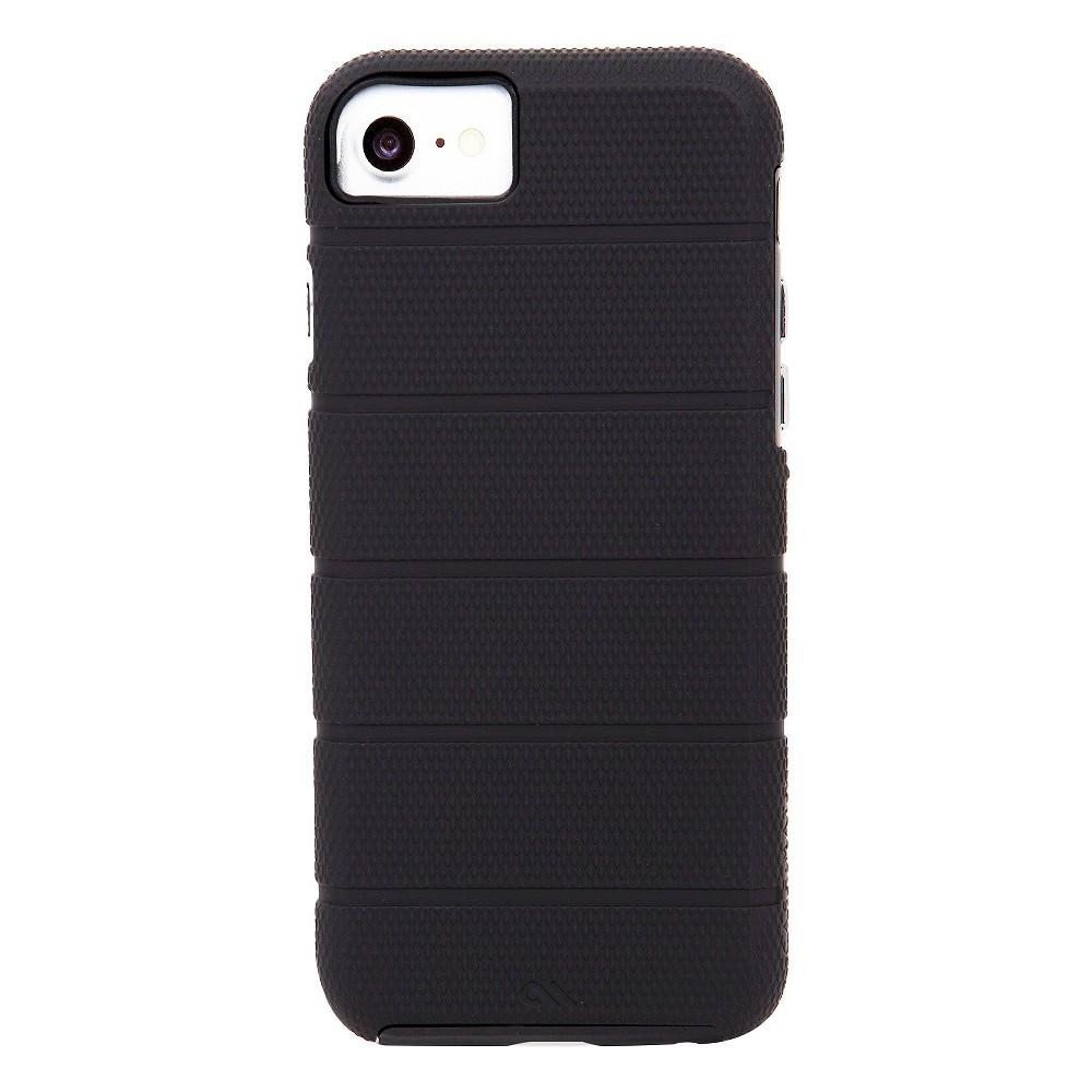 iPhone 6/6S/7 Phone Case - Tough Mag - Black