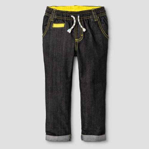 Babby Boys' Chino Pant Genuine Kids- Charcoal, Infant Boy's, Size: 18 M, Gray