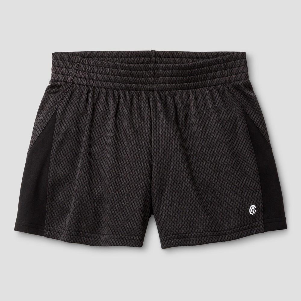 Girls' Knit Shorts - C9 Champion Black M