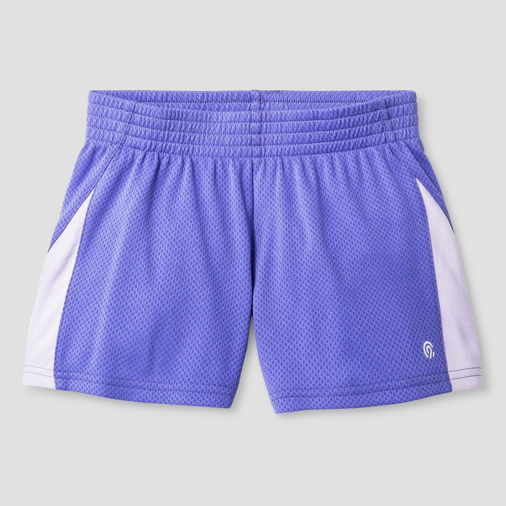 Girls Knit Shorts - C9 Champion Lavender (Purple) XL