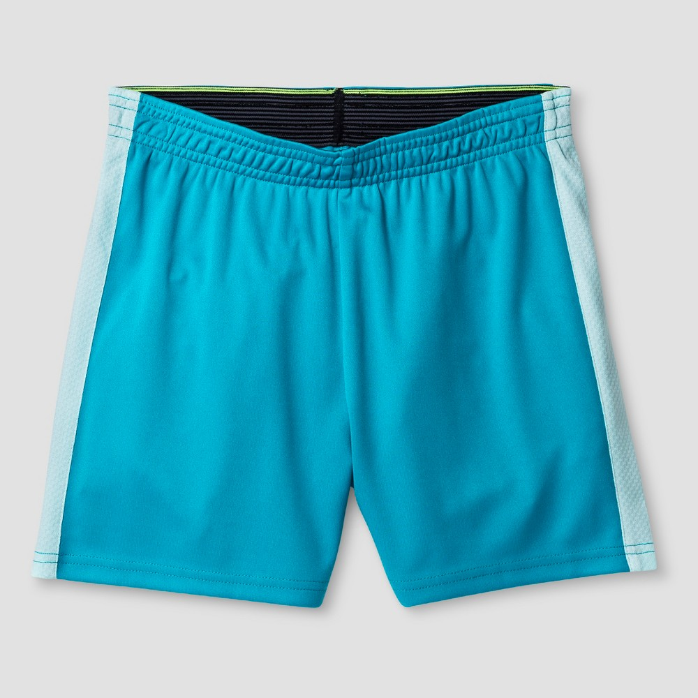 Girls Training Shorts - C9 Champion Turquoise XL