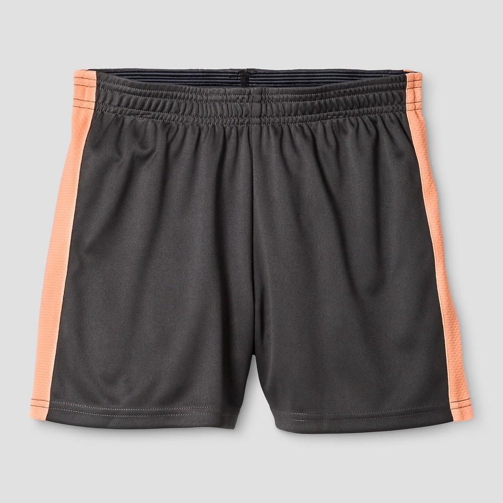 Girls Training Shorts - C9 Champion Gray XL, Grey