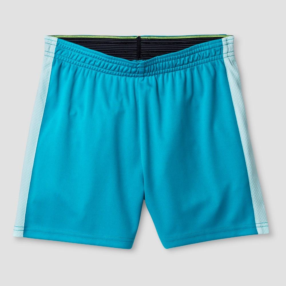 Girls Training Shorts - C9 Champion Turquoise L