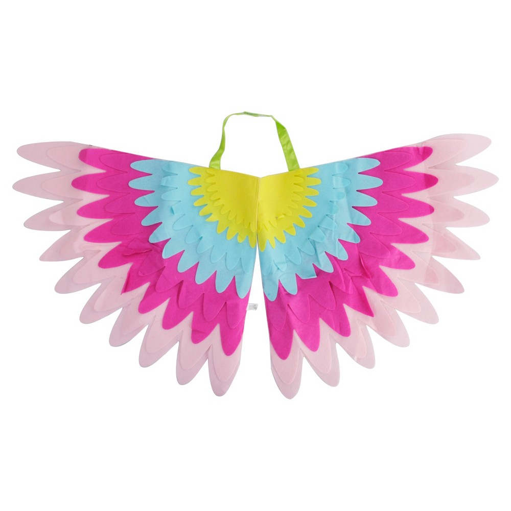 Vibrant Wings Party Accessory - Spritz, Kids Unisex, Multi-Colored