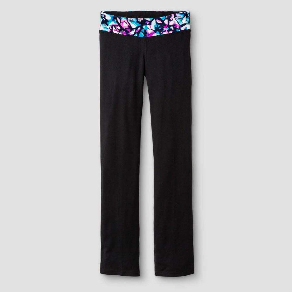 Girls Performance Pants Print - C9 Champion XS, Multi-Colored
