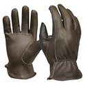 Smith & Hawken Men's Full-Grain Leather Gardening Gloves