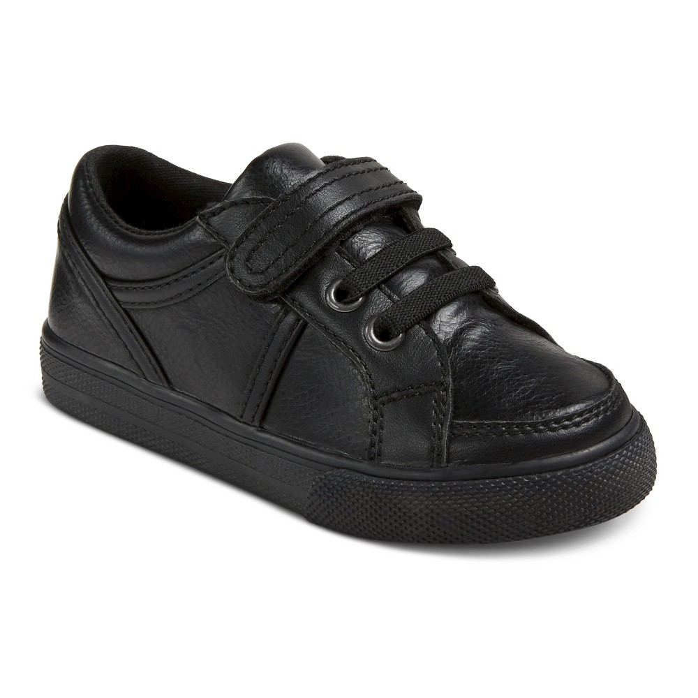 Toddler Boys Huxley Loafers Cat & Jack - Black 11