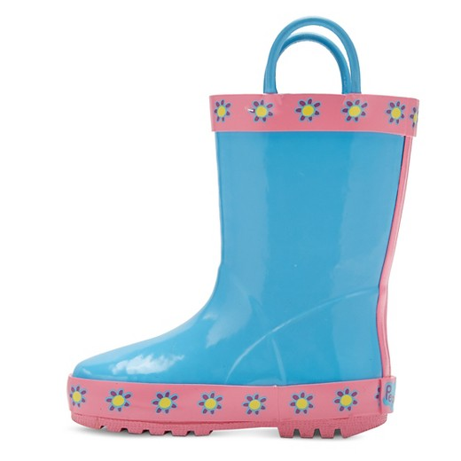 Kids' Peppa Pig Big Splash Rain Boots - Multi-Colored : Target