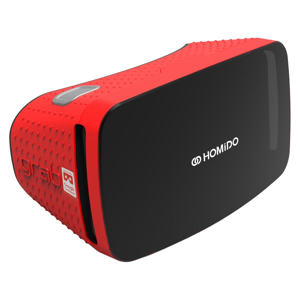HOMiDO Grab Virtual Reality Red