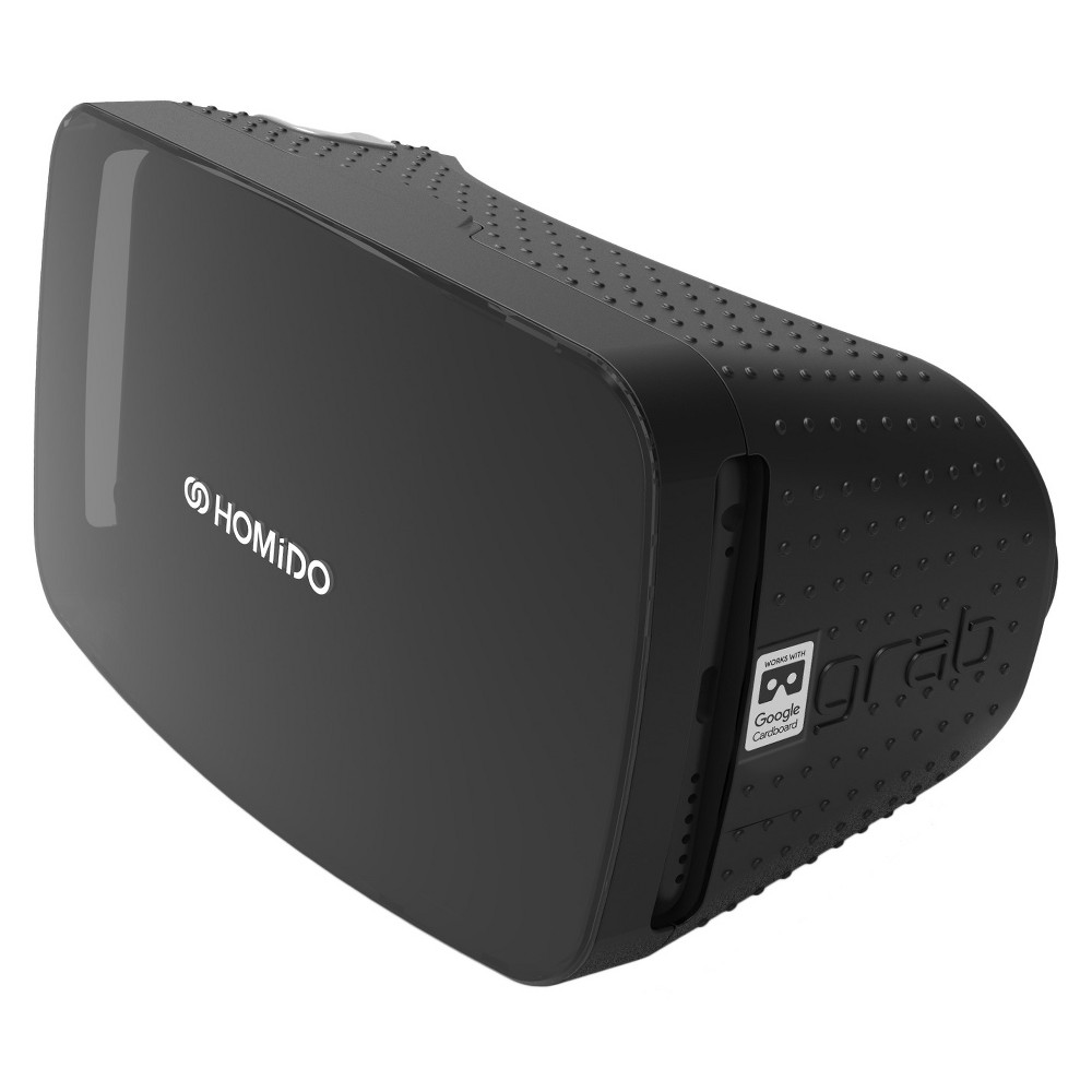 HOMiDO Grab Virtual Reality Black