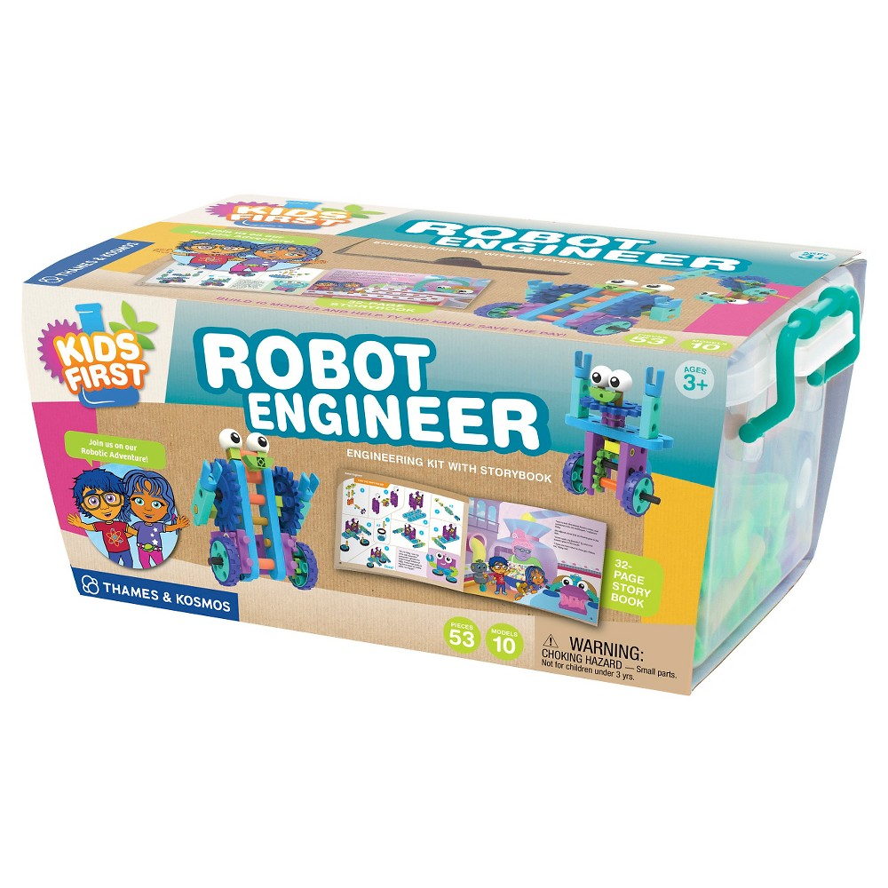 Thames & Kosmos Kid's First Robot Engineer