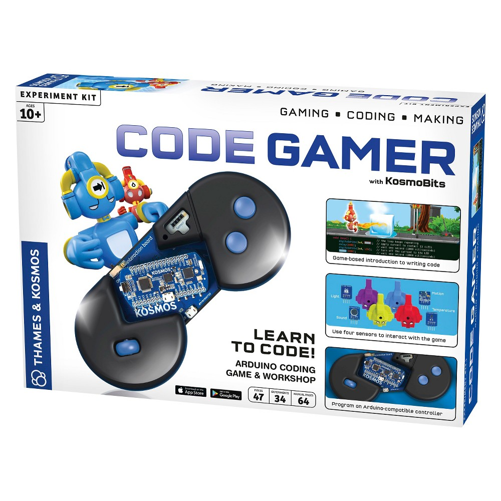 Thames & Kosmos Code Gamer, Multi-Colored