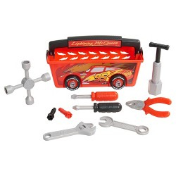 Disney Pixar Cars 3 - Quick Fix Tool Box