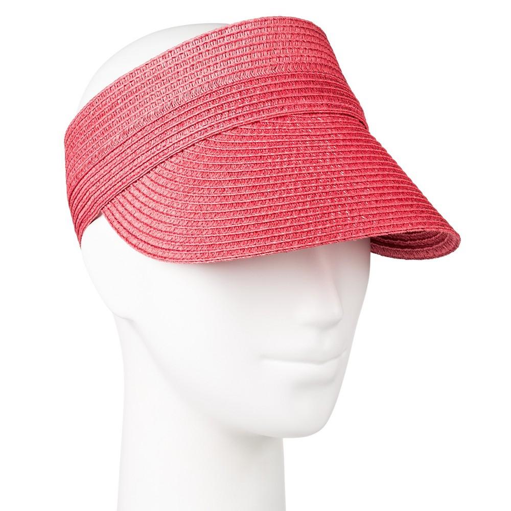 Womens Visor Hat - Merona, Pink
