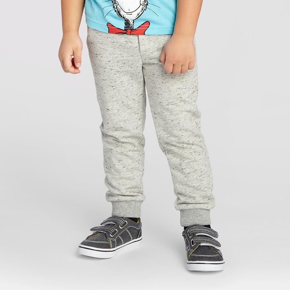 Toddler Boys' Jogger Pant Genuine Kids from OshKosh – Heather Grey 5T, Toddler Boy's, Gray
