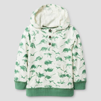Toddler Boys' Sweatshirt Genuine Kids™ from OshKosh® Melon Green 5T