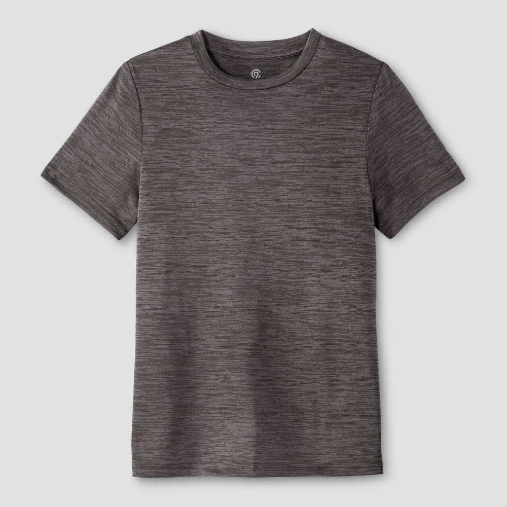Boys Tech T-Shirt - C9 Champion Gray Heather L