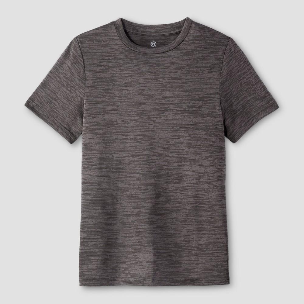Boys Tech T-Shirt - C9 Champion Gray Heather M