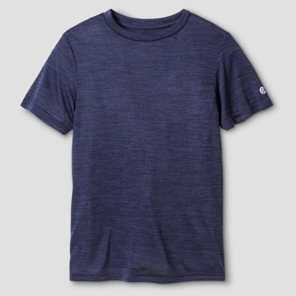 Boys' Tech T-Shirt - C9 Champion Navy Heather L, Xavier Navy