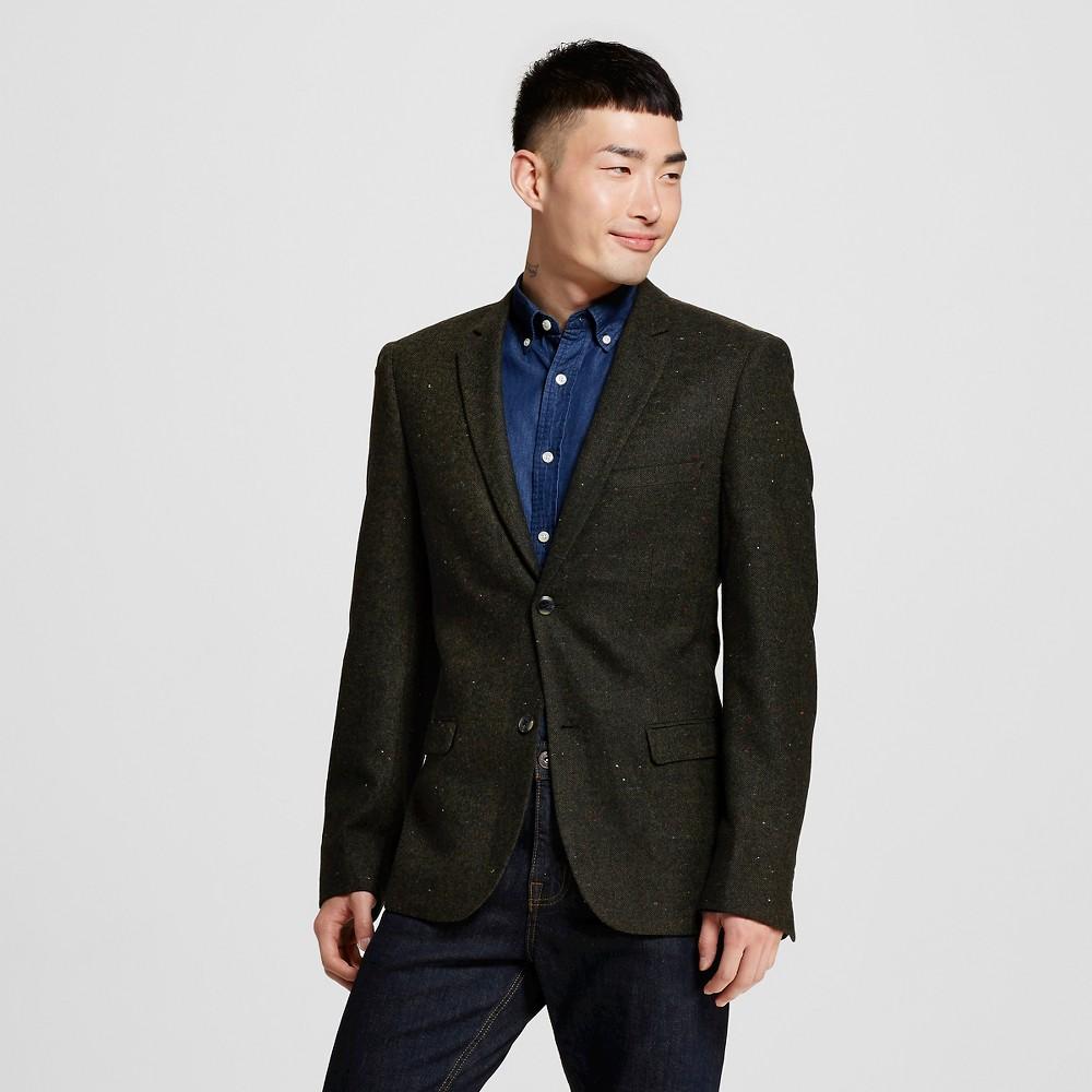 Men's Suit Coats M Evergreen – WD-NY Black, Green