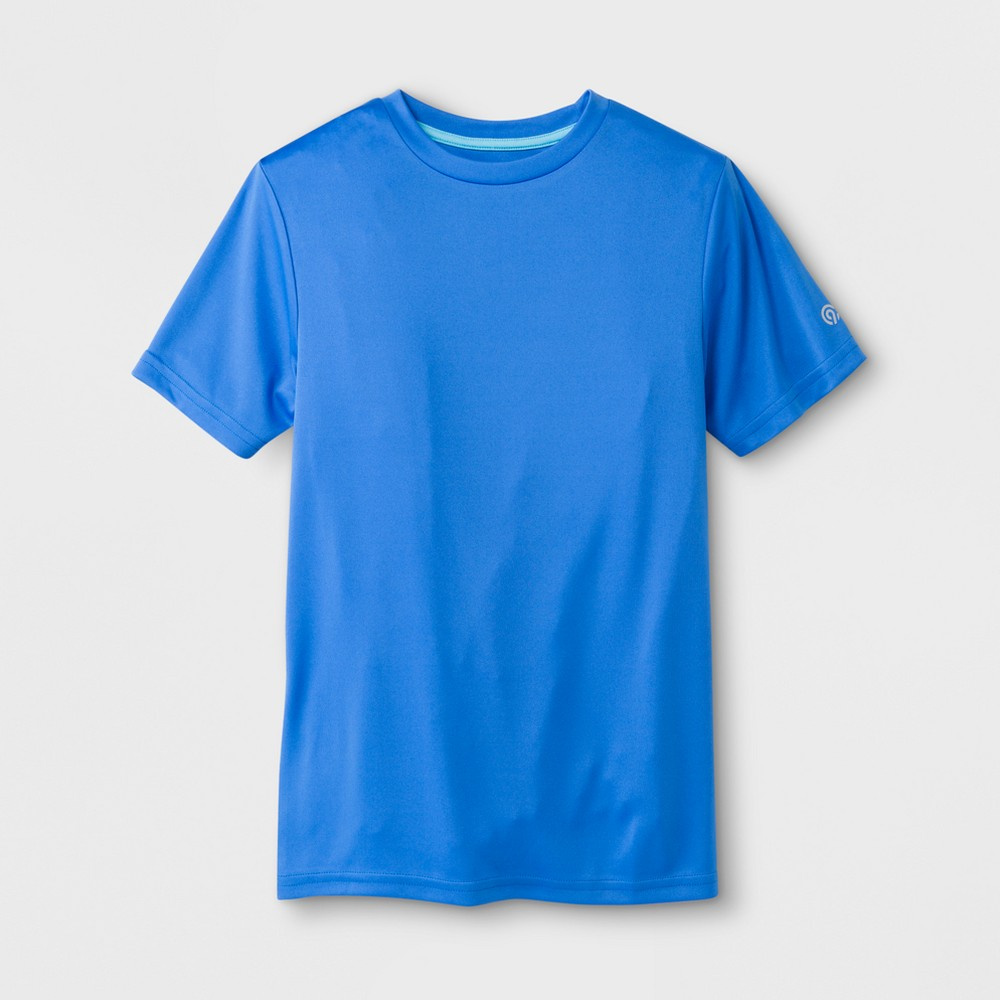 Boys Tech T-Shirt - C9 Champion Blue Heather XL