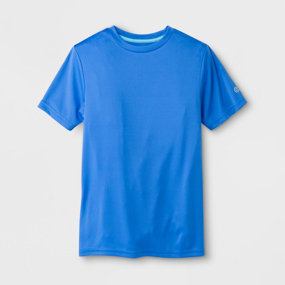 Boys Tech T-Shirt - C9 Champion Blue Heather S
