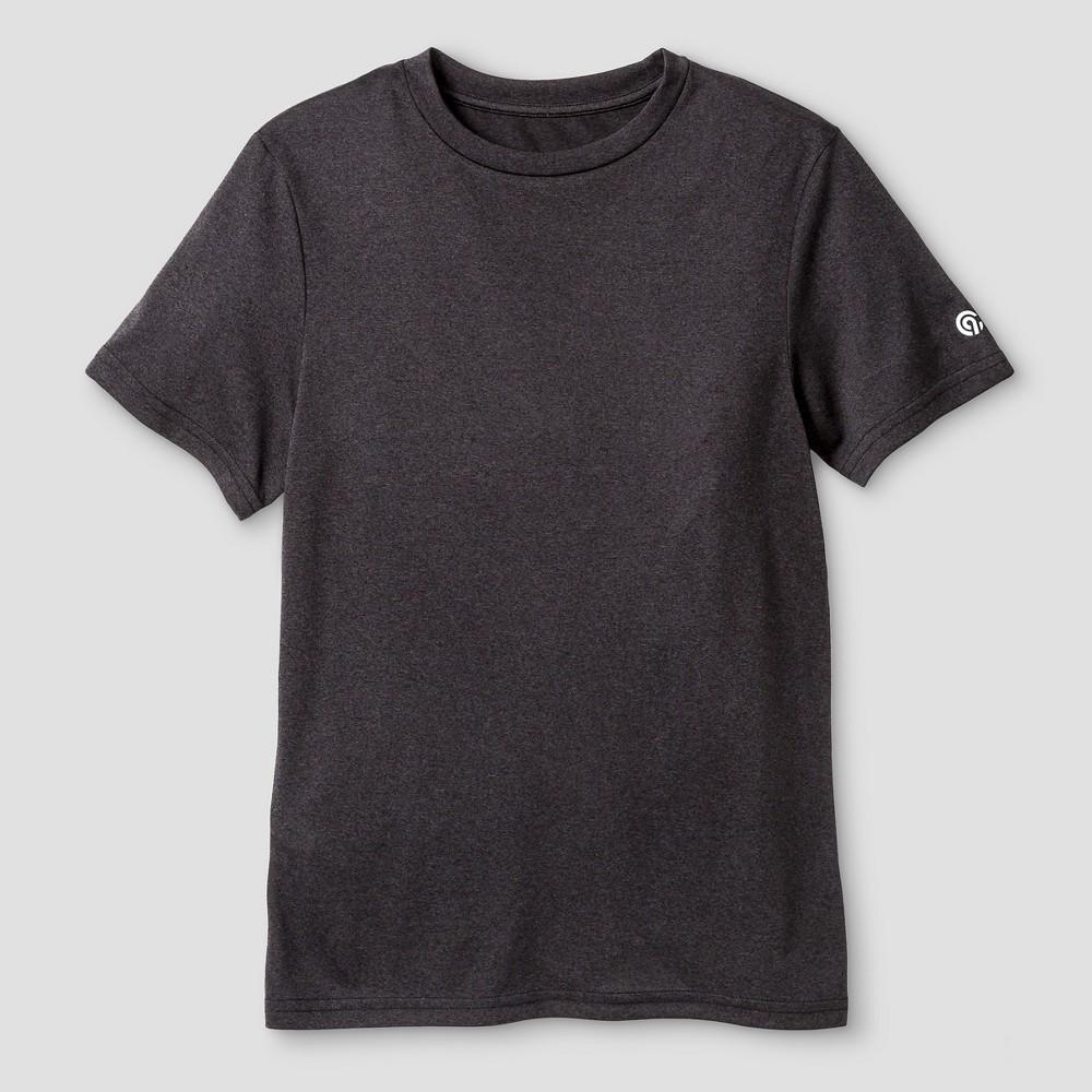 Boys Tech T-Shirt - C9 Champion Black Heather M