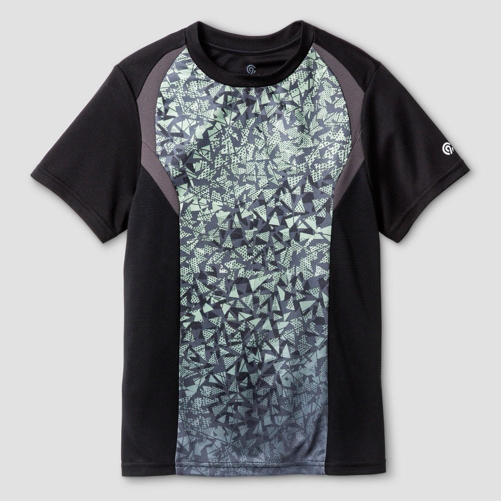 Boys Novelty Tech T-Shirt - C9 Champion Charcoal (Grey) M