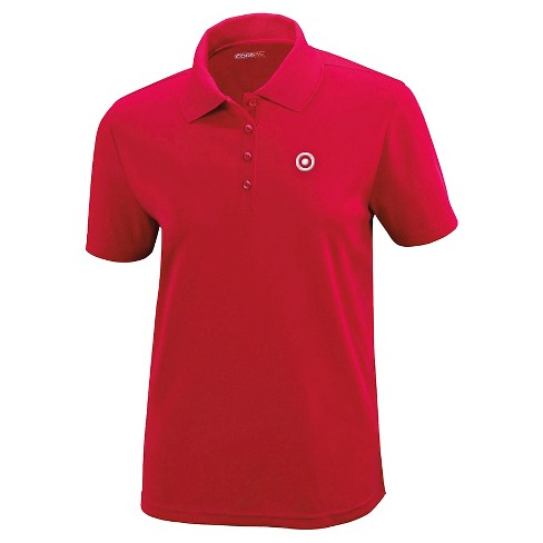 Women's Performance Pique Polo - image 1 of 6