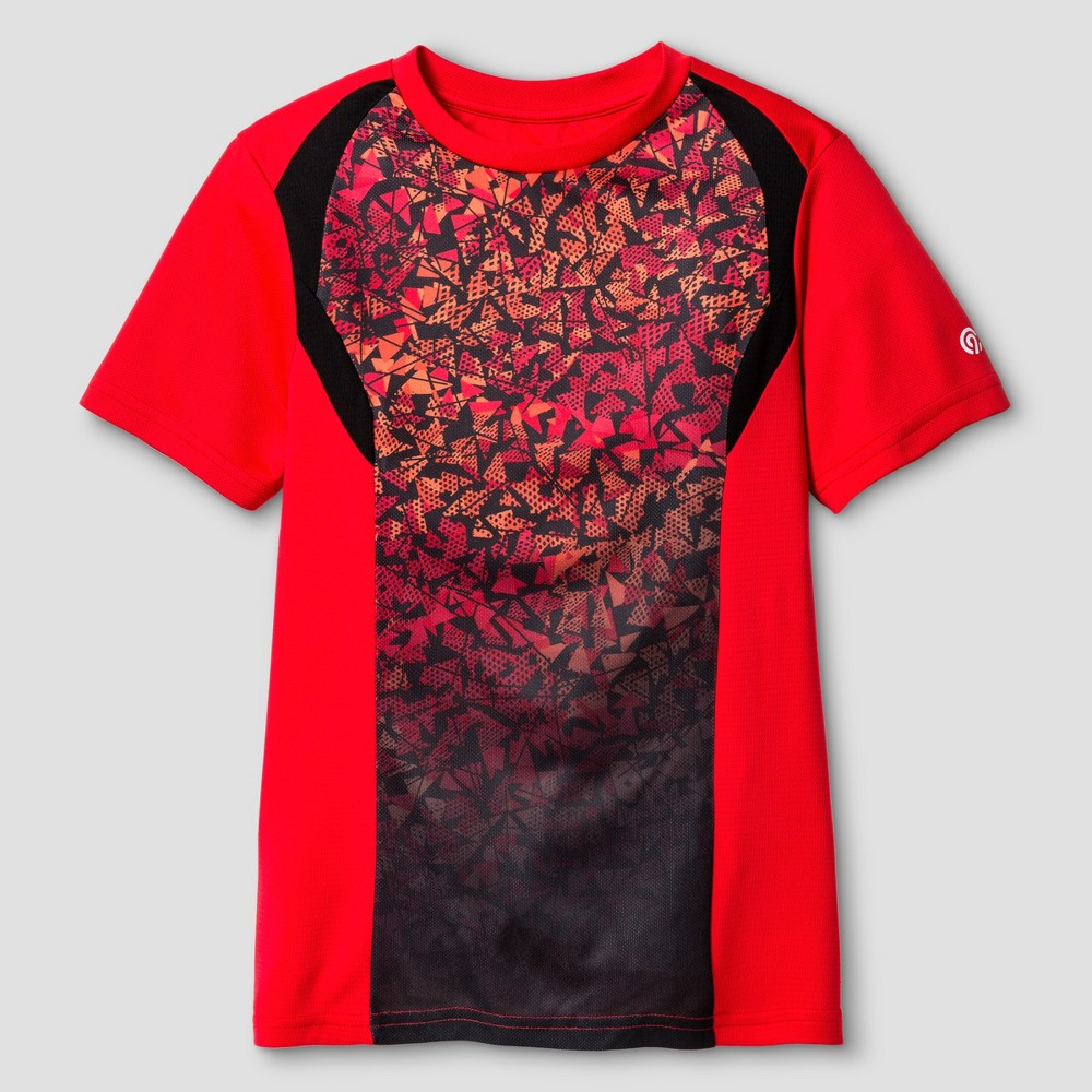 Boys Novelty Tech T-Shirt - C9 Champion Red S