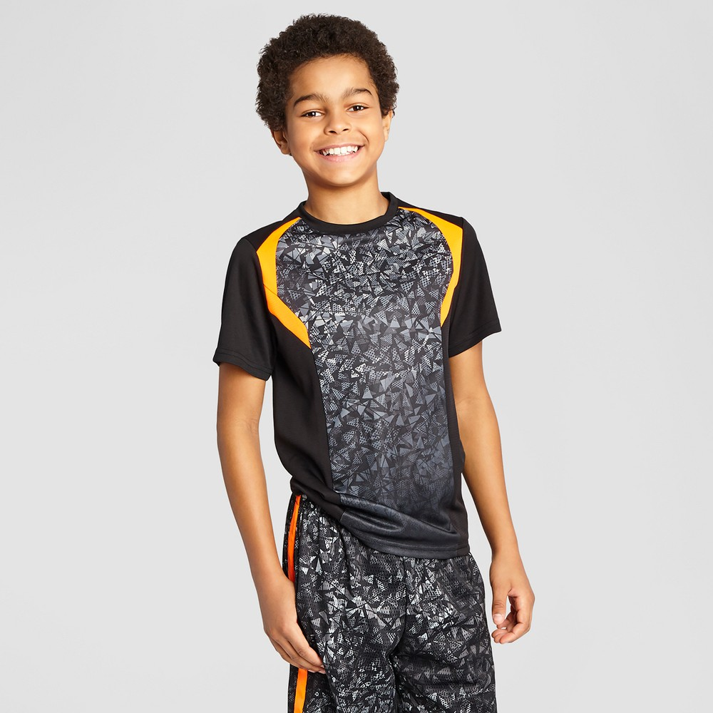 Boys Novelty Tech T-Shirt - C9 Champion Black S