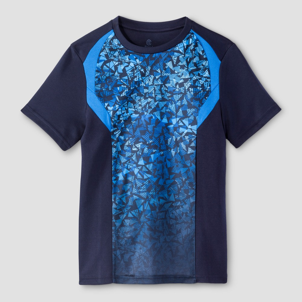 Boys Novelty Tech T-Shirt - C9 Champion Navy (Blue) S