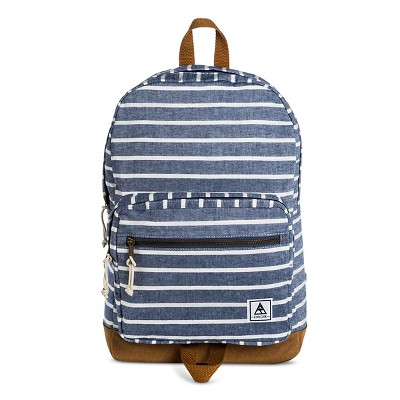 Women's Stripe Backpack Blue - Mossimo Supply Co.™