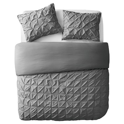 Charcoal Madison Duvet Cover Set (King)3 Piece - VCNY®