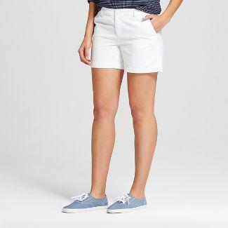 White : Shorts : Target