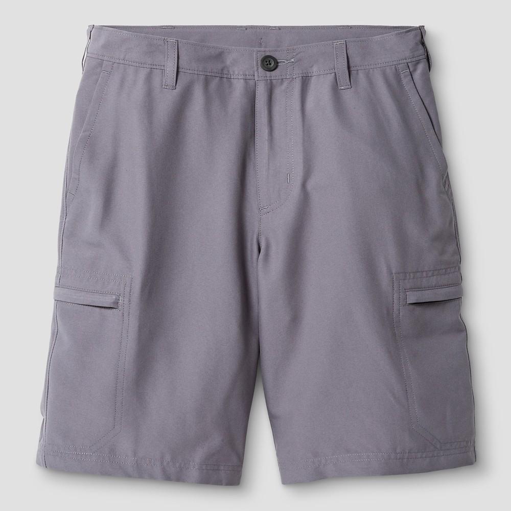 Boys' Cargo Golf Short Gray M – C9 Champion, Boy's, Grey