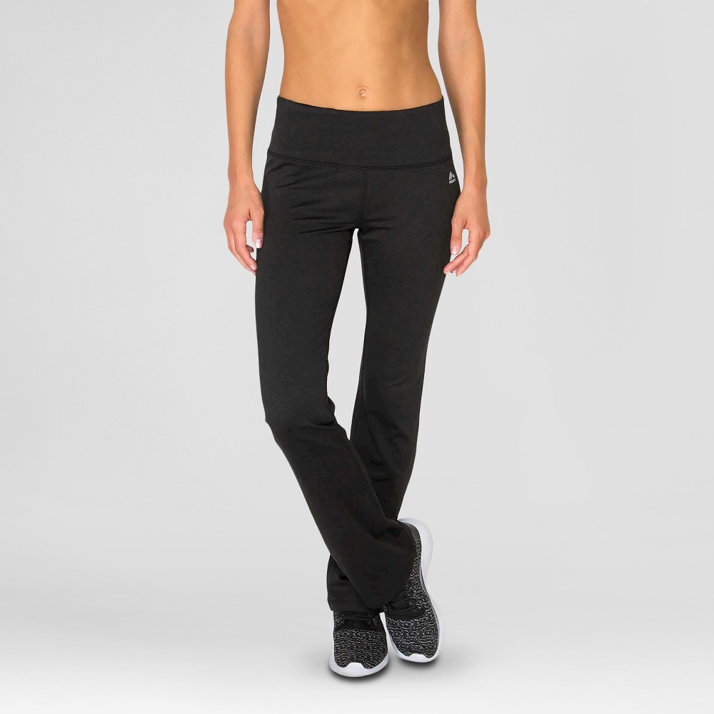 Women's Brushed Back Pants - Black S - Rbx