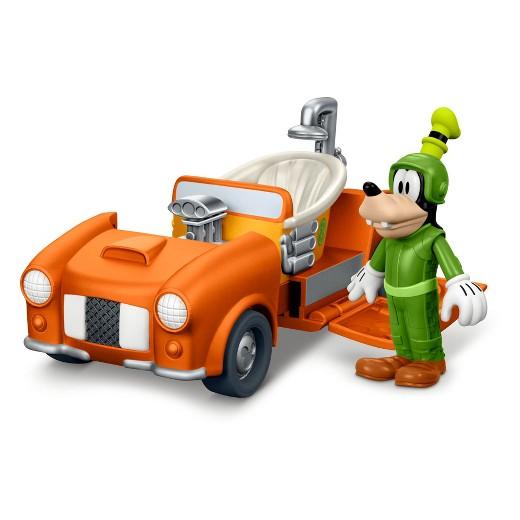 Fisher Price Disney Goofy Die Cast Car