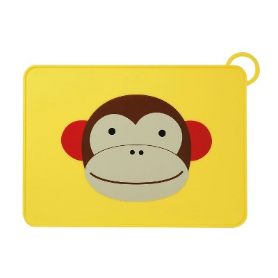 Skip Hop Baby Placemat Monkey
