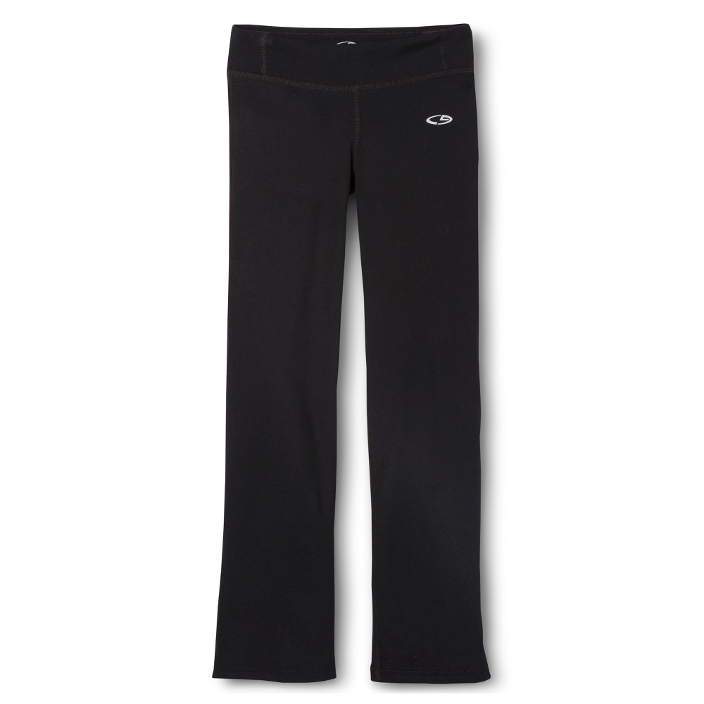 Girls Performance Pants - C9 Champion Black XS-Long, Size: XS - Long